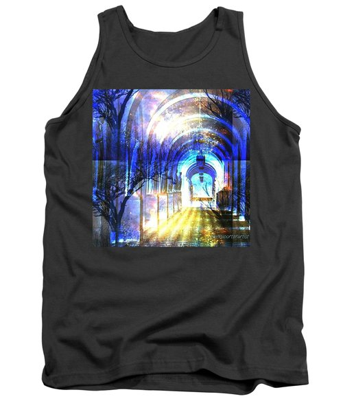 Transitions Through Time Tank Top