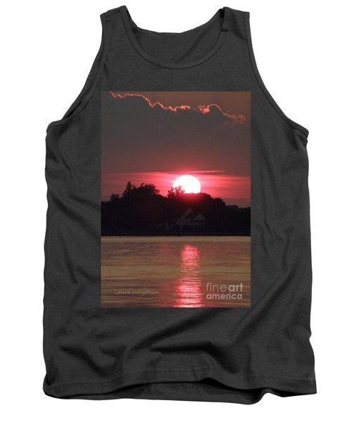 Tred Avon Sunset Tank Top