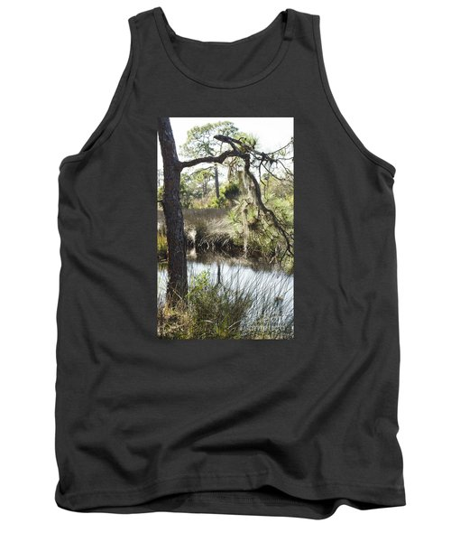 Tree And Branch Tank Top