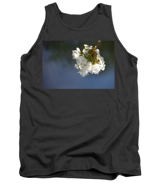 Tank Top featuring the photograph Tree Blossoms by Marilyn Wilson