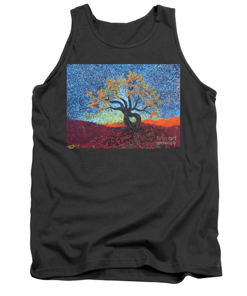Tree Of Heart Tank Top