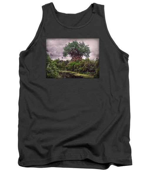 Tree Of Life Tank Top by Hanny Heim