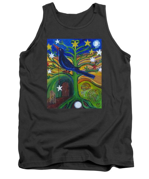 Tree Of Stars Tank Top