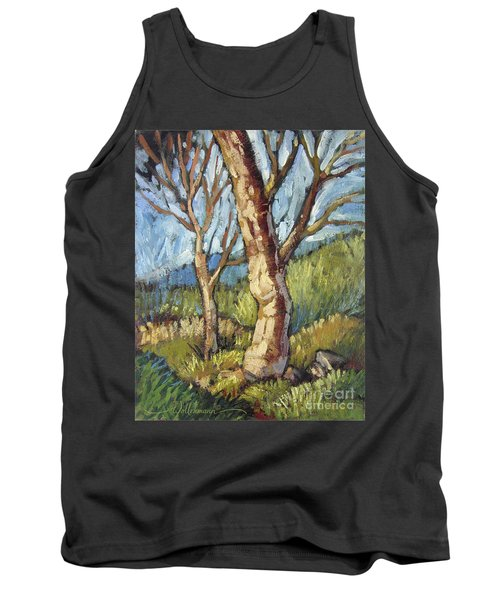 Trees In Spring Tank Top