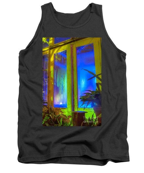 Tropical Door Tank Top
