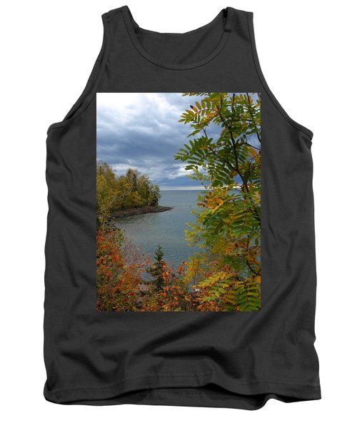 Tropical Mountain Ash Tank Top