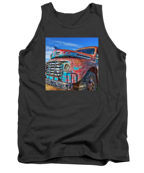 Heavy Duty Tank Top