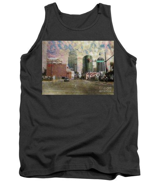 Tank Top featuring the photograph Truman Road Kansas City Missouri by Liane Wright