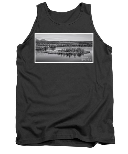 Tundra Pond Reflections Tank Top