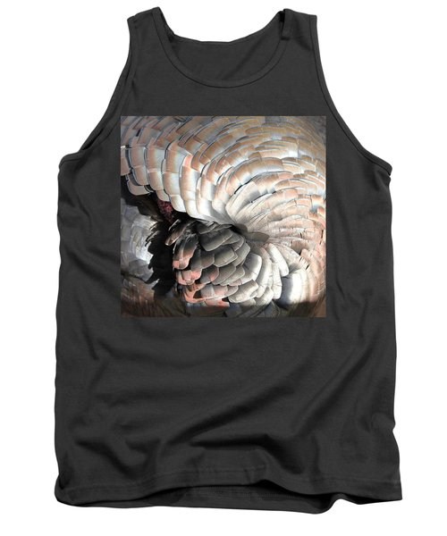 Tank Top featuring the photograph Turkey Siesta by Diane Alexander