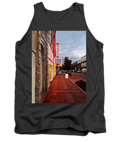 Turnage Theater Grand Opening Tank Top