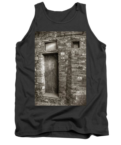 Tuscan Doorway Tank Top