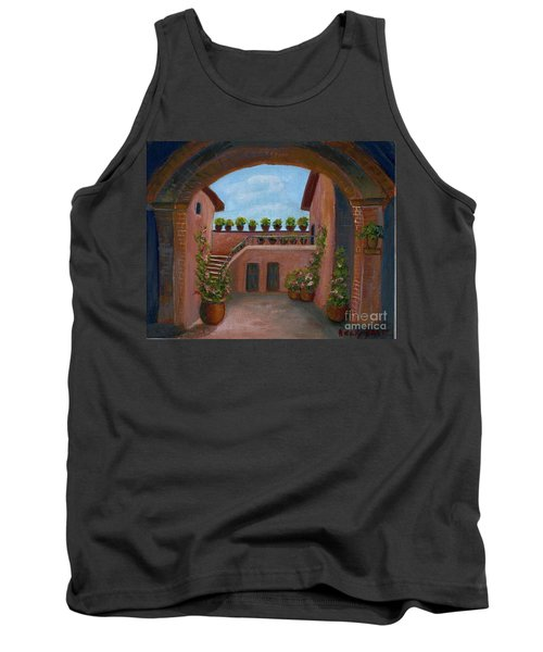 Tuscany Arch Tank Top