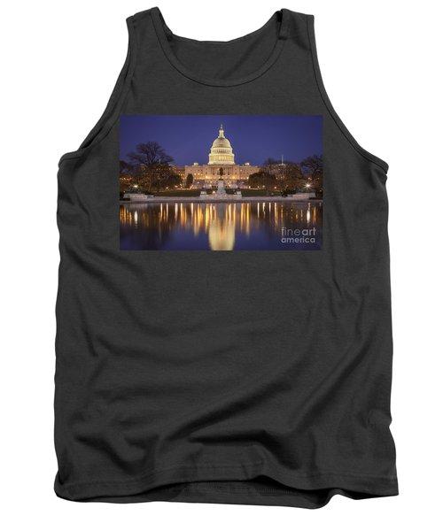 Twilight At Us Capitol Tank Top