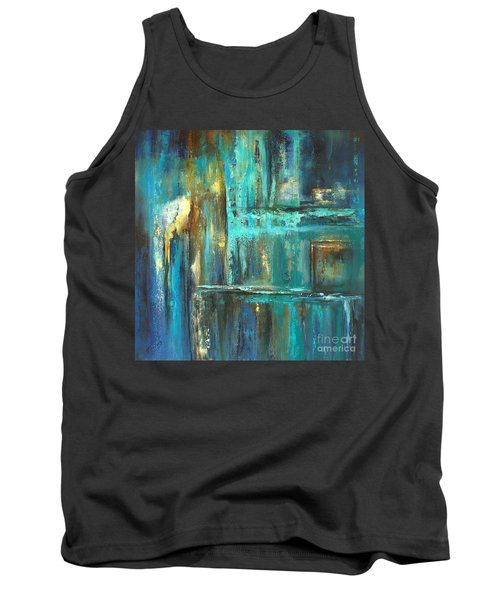 Twilight Tank Top by Valerie Travers
