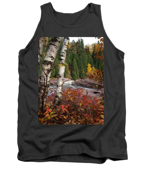 Twin Aspens Tank Top