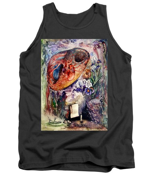 Two Realities Tank Top