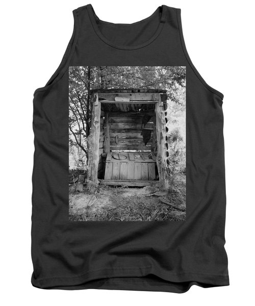 Two-seater Outhouse Tank Top