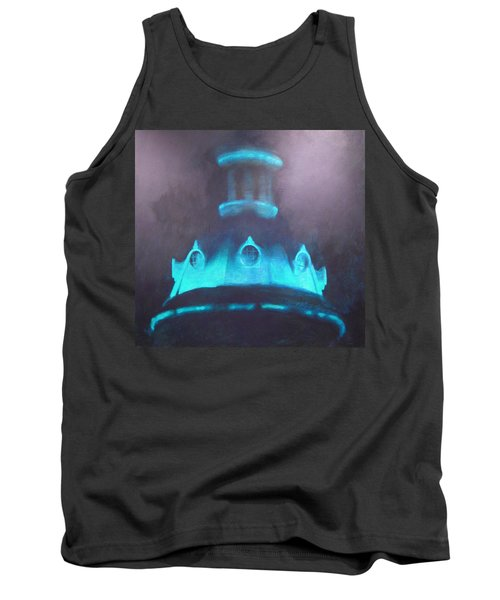 Ufo Dome Tank Top by Blue Sky
