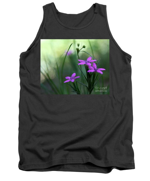 Ultra Violet Tank Top by Neal Eslinger