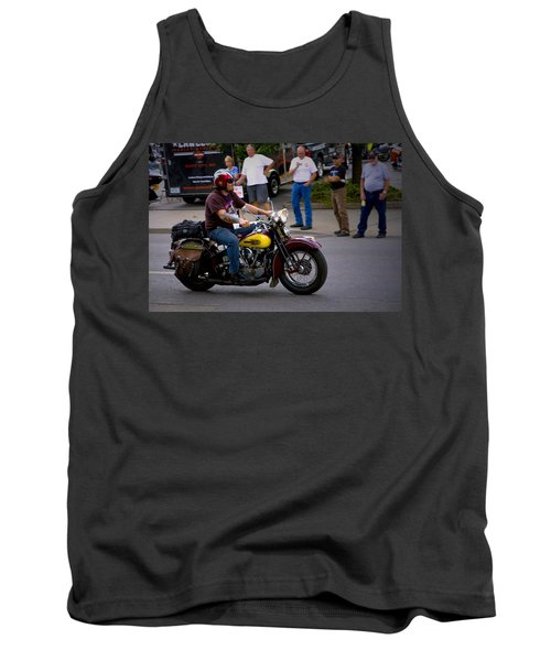 Un-named Crosscountry Harley Tank Top