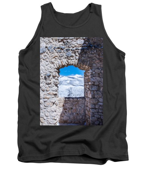 A Window On The World Tank Top