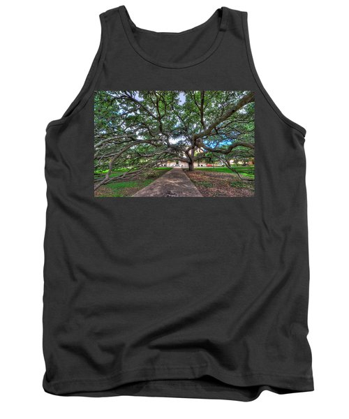 Under The Century Tree Tank Top