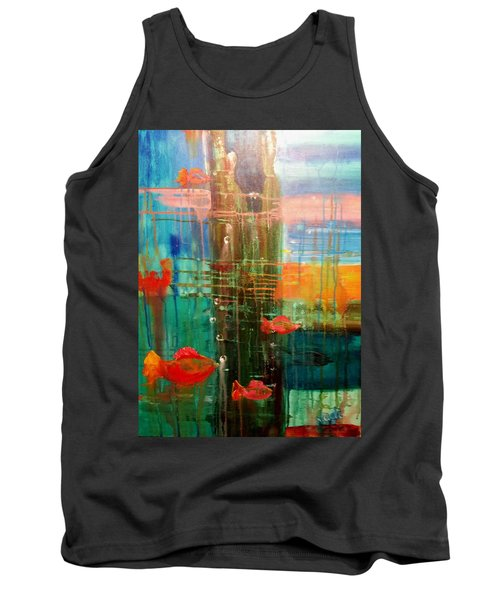 Under The Dock Tank Top