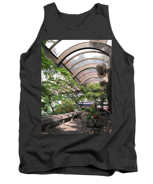 Under The Dome Tank Top by David Trotter