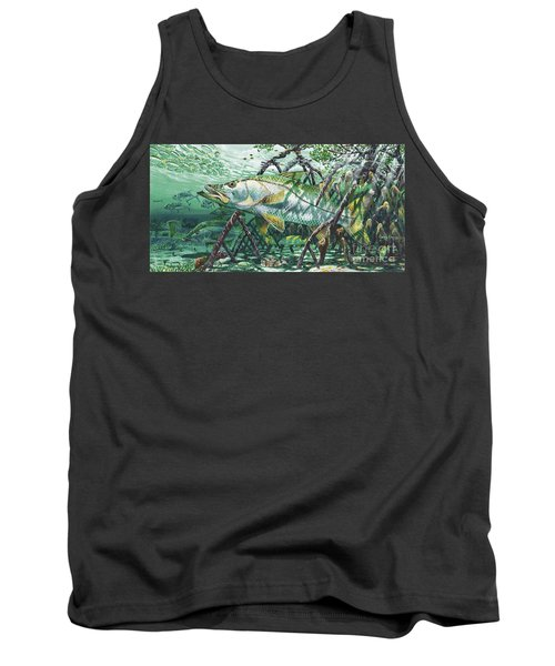 Undercover In0022 Tank Top by Carey Chen
