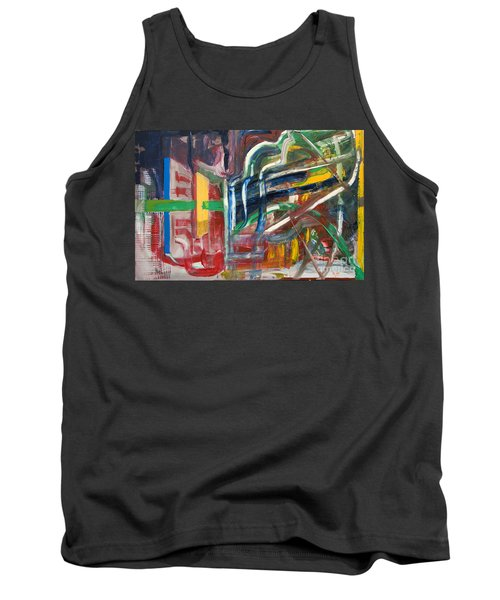 Undergrowth IIi Tank Top