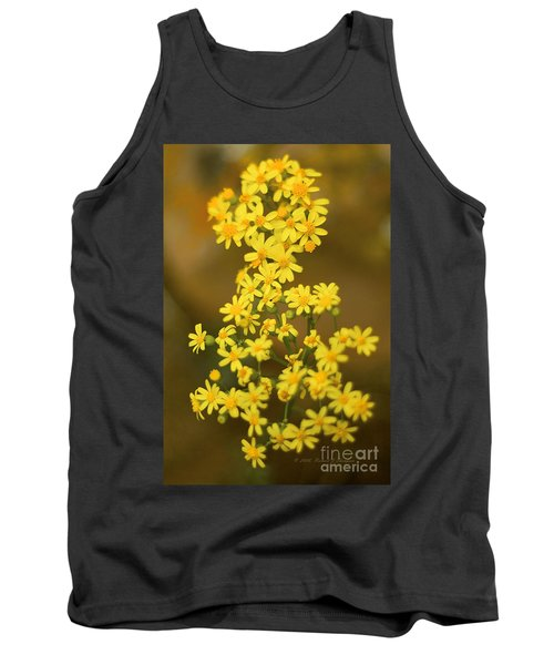 Unknown Flower Tank Top