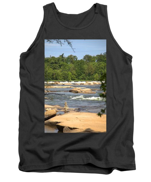 Unnatural Rock Formation Tank Top