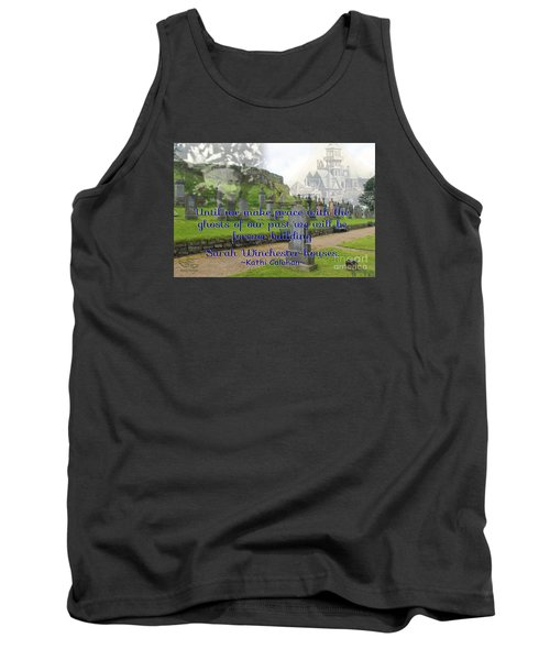 Until We Make Peace Tank Top