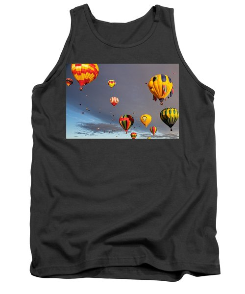 Up And Away Tank Top by Dave Files
