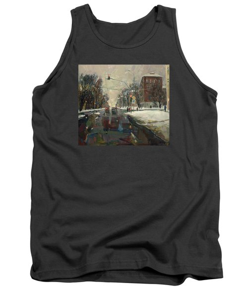 Urban Crossroad Tank Top