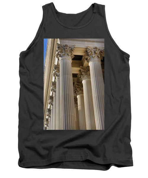 Us Archive Columns Tank Top
