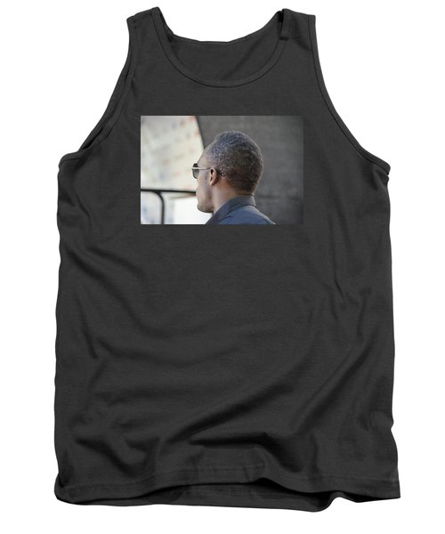 Usain Bolt - The Legend 2 Tank Top by Teo SITCHET-KANDA