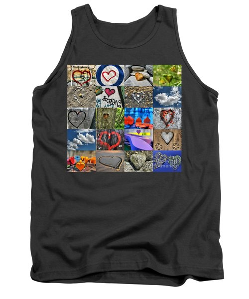 Valentine's Day - Hearts For Sale Tank Top