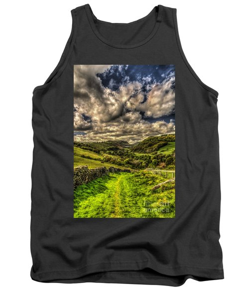 Valley View Tank Top by Steve Purnell