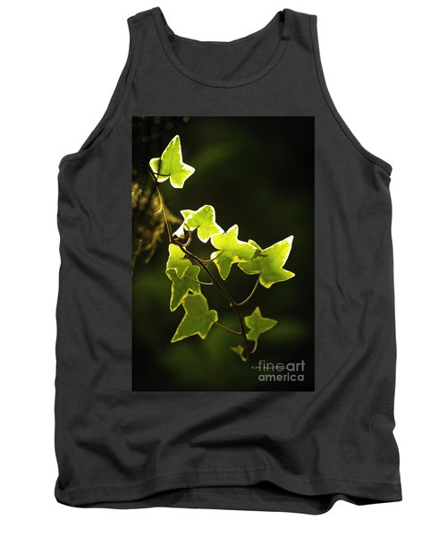 Variegated Vine Tank Top