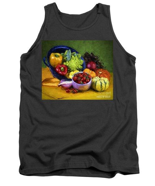 Veggie Bowl  Tank Top
