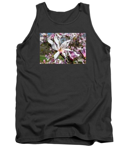 Tank Top featuring the photograph Velvet by Julie Andel