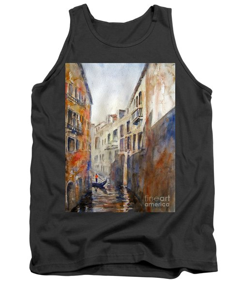 Venice Travelling Tank Top