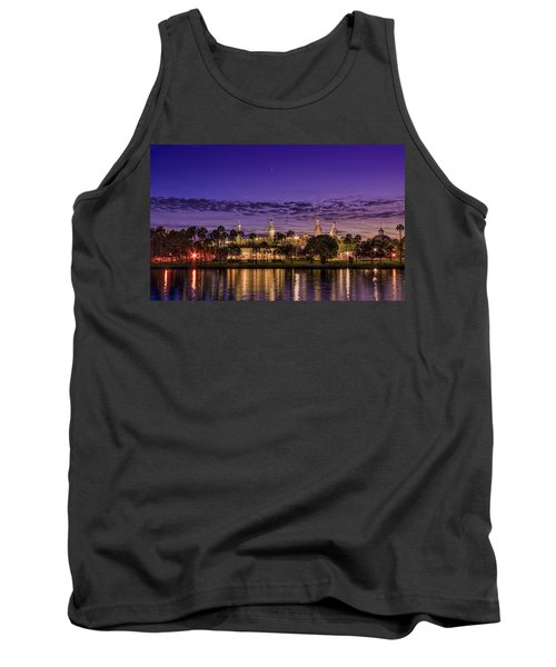 Venus Over The Minarets Tank Top by Marvin Spates