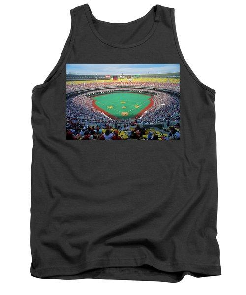 Veterans Stadium During Major League Tank Top