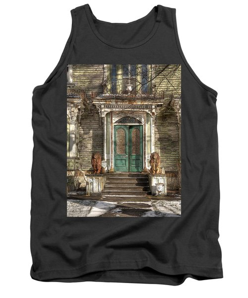 Victorian Entry Tank Top