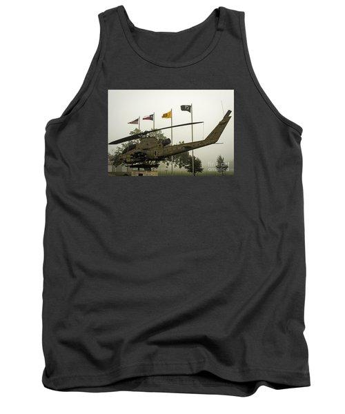 Vietnam War Memorial Tank Top