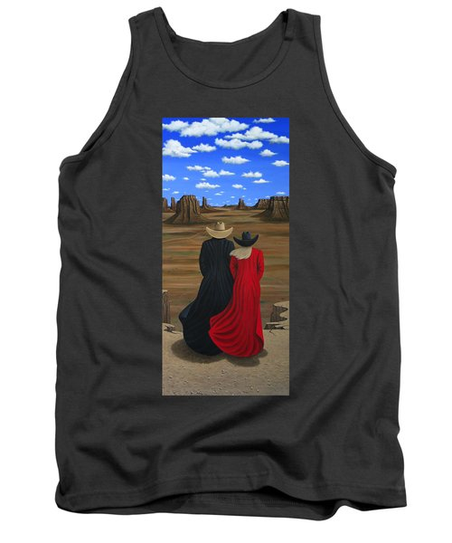 View West Tank Top