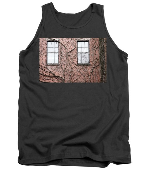 Vines And Brick Tank Top